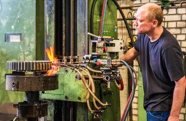 Wärmebehandlung    Maschinenbau Mundil GmbH & Co. KG