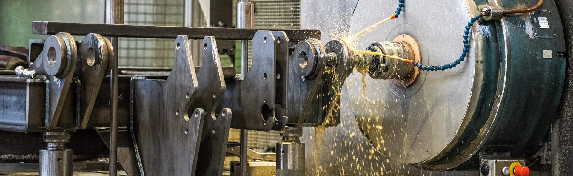 Bohrwerksarbeiten | Maschinenbau Mundil