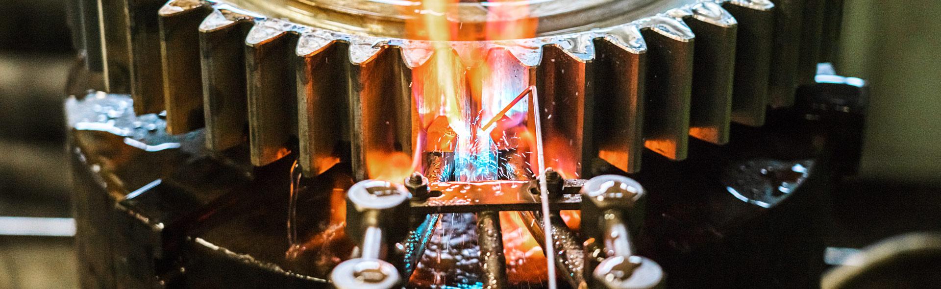 Wärmebehandlung   Maschinenbau Mundil GmbH